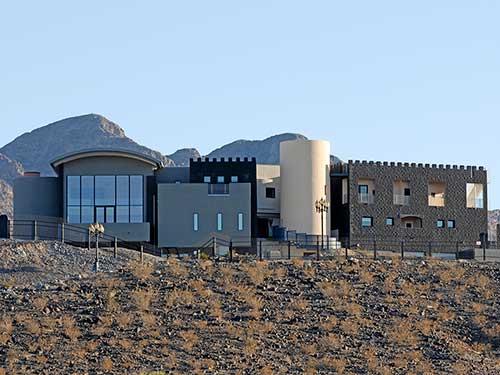 Castle-style Custom Residential Estate
